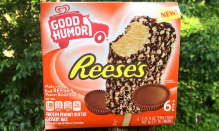 Good Humor Reese's Bars Review