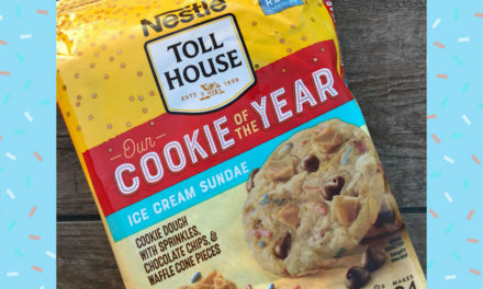 Nestle Toll House 2018 Cookie Of The Year: Ice Cream Sundae