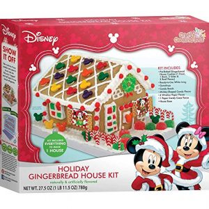 Disney Holiday Gingerbread House Kit