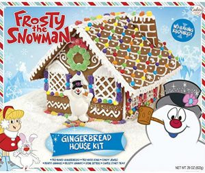 Frosty the Snowman Gingerbread Kit