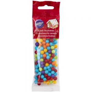 Multi Colored Candy Decorations