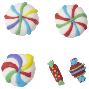 Wilton Colorful Candy Decorations