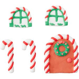 Wilton Door and Window Candy Decoration