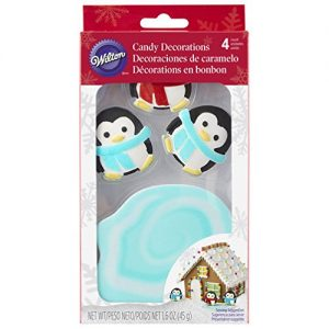 Wilton Penguins with Pond