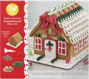 Wilton Ready-to-Decorate Gingerbread House